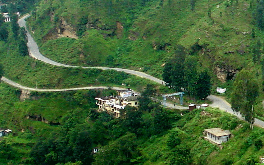 How to Reach Almora By Road, Rail, Flights