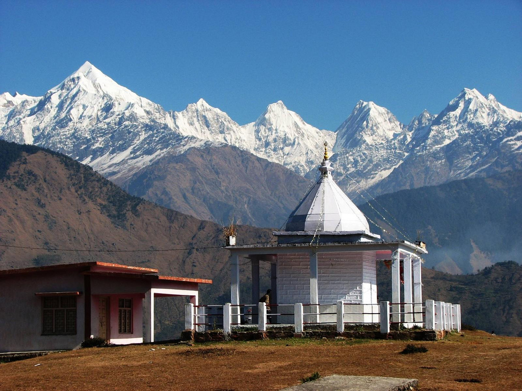 nanda devi temple Tourism