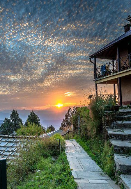 Things to do in Binsar