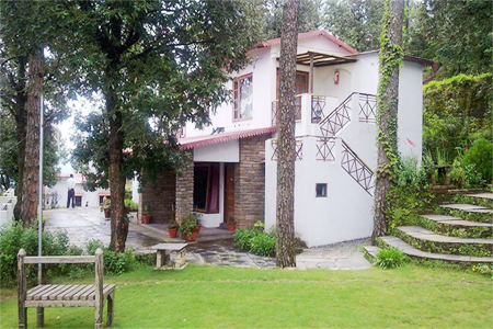 Kasaar Jungle Resort in Almora