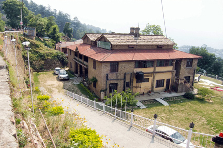 Khazanchand Mansion Hotel in Almora