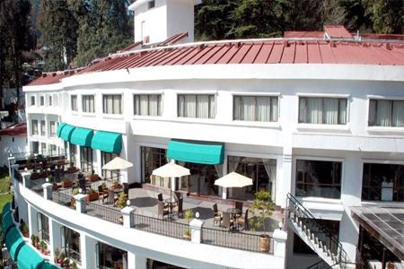 The Manu Maharani Hotel in Nainital