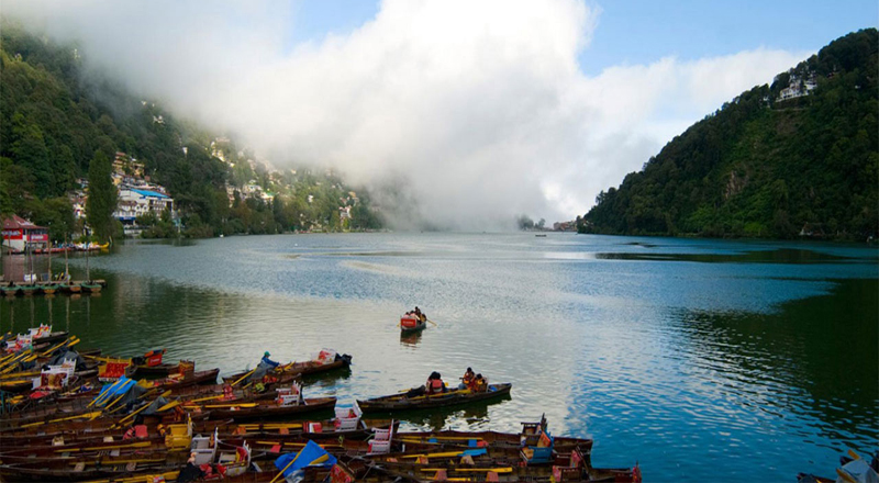 Places to Visit Near Nainital