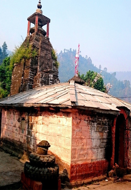 Places to visit in Patal Bhuvaneshwar