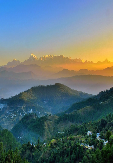 Nainital family Package
